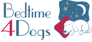 Bedtime for dogs logo