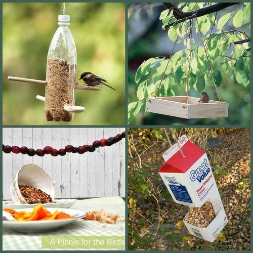 The Birdie Diner Is Open For Business Homemade Bird
