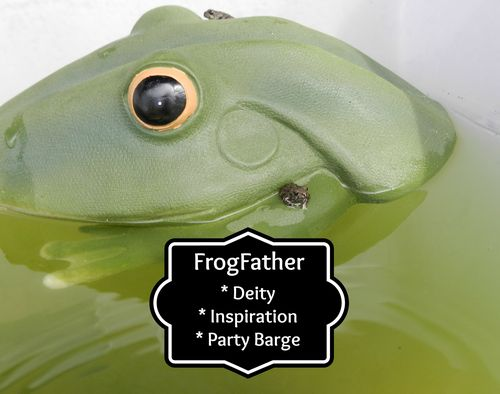 Frogfather - 3 uses