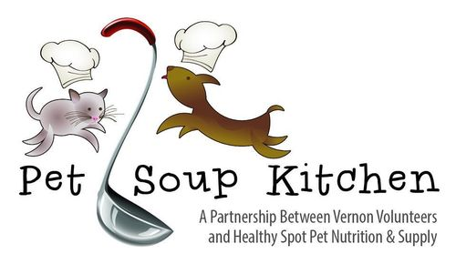 Pet soup kitchen