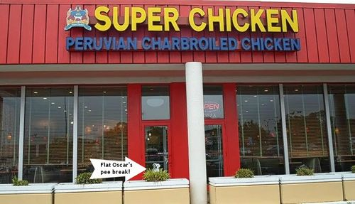 Super chicken bp