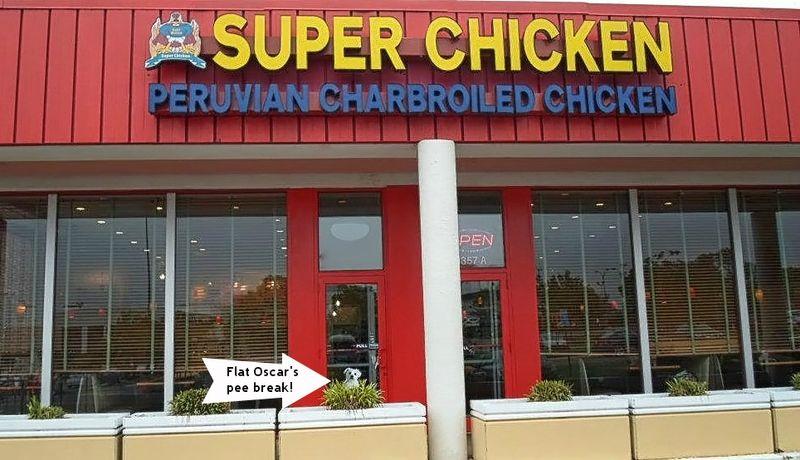 Super chicken bp