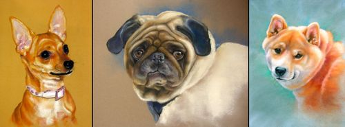 Caren Heine Pet portraits