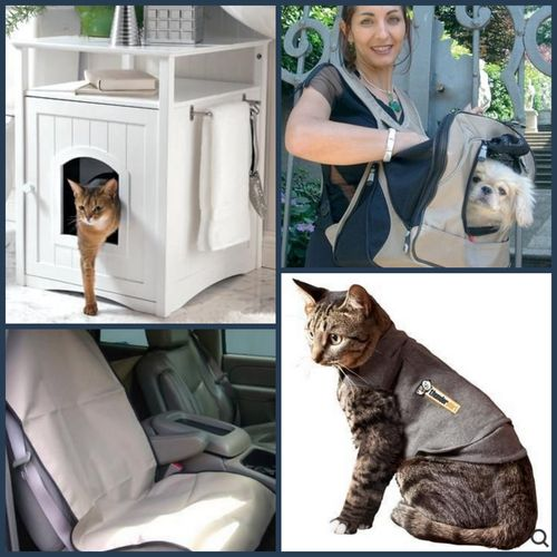 Skymall collage
