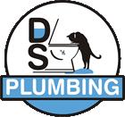 Ds plumbing logo