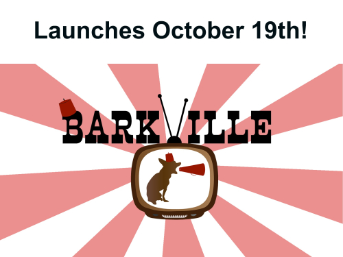 BarkvilleTV header