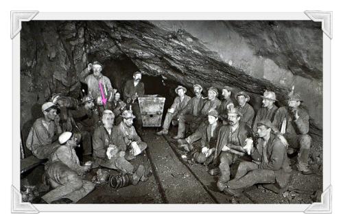 Mining lisa
