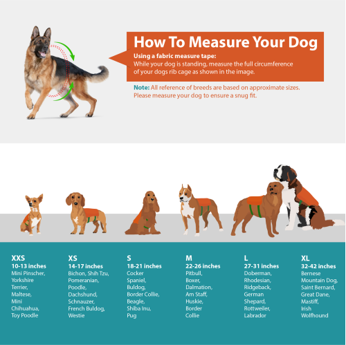 Therapy-Dog-Vest-Sizing-Chart