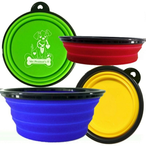 17 - collapsible dog bowl