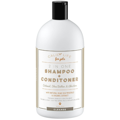 22 - shampoo and conditioner