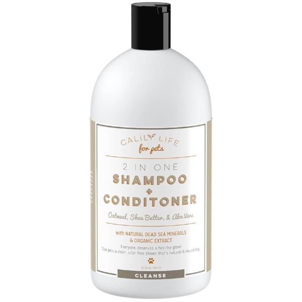 22 - shampoo and conditioner