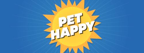 Pet happy