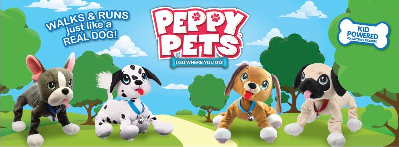 Peppy banner