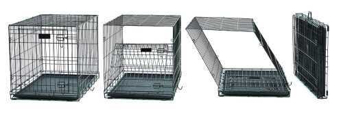 2 - collapsible crate