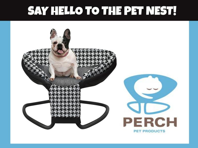 Pet nest header