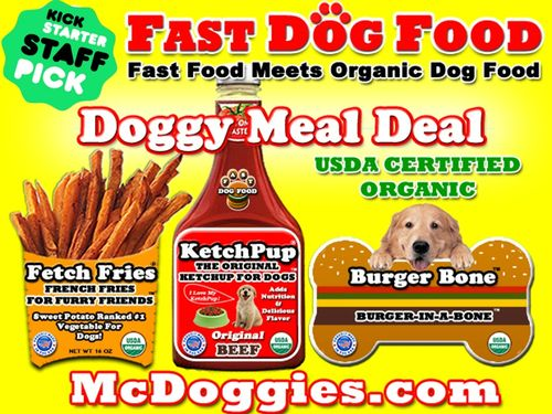 Doggie meal deal