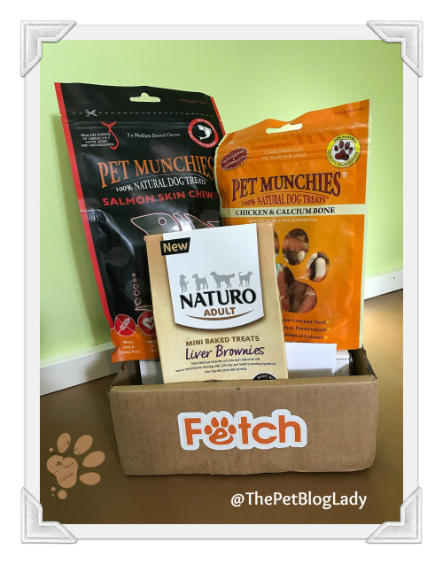 Fetch - The Natural Dog Food Subscription Box is Here! - The