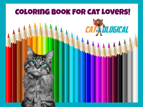 With 50 Unique FULL PAGE Designs Youll Have Literally Hours Upon Of Cat Coloring To Relax And De Stress Each Full Page Is Blank On The Back