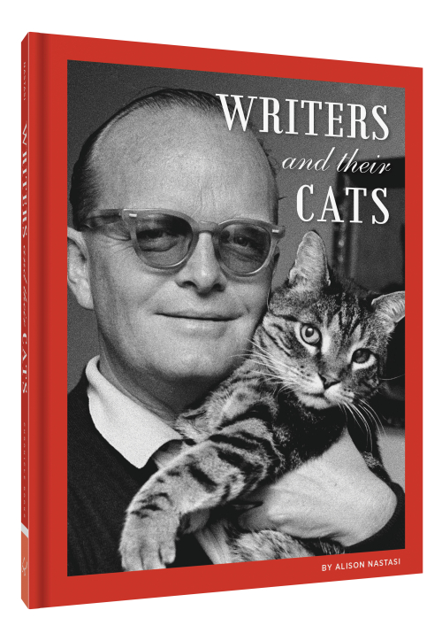 Writers and Their Cats-3D cover