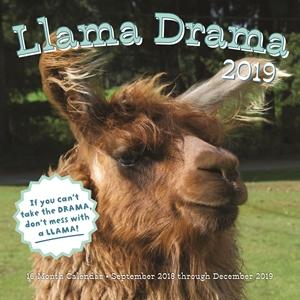 Llama calendar