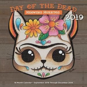 Cat calendar 2