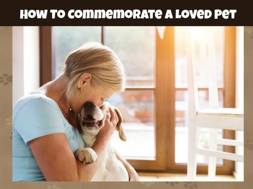 Pet commemoration