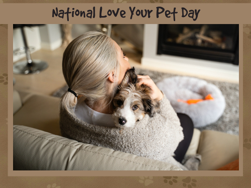 National pet cover