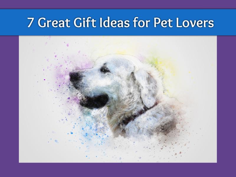 Pet lovers gift