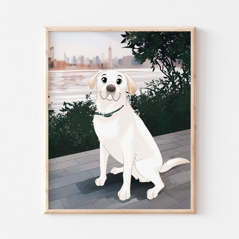 Stellar-villa-pet-portrait