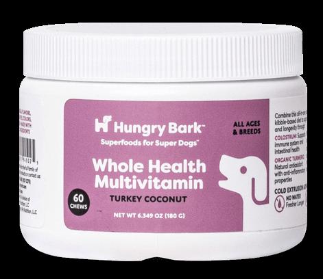Hungry Bark multi-vitamin supplment for dogs (1)