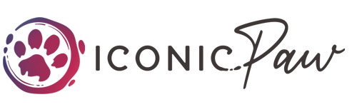 Iconic logo long