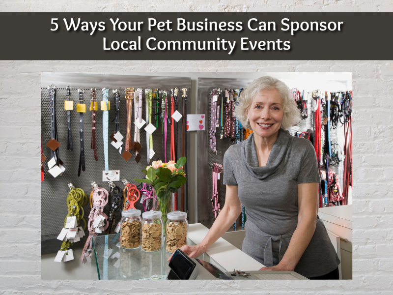Pet business cover